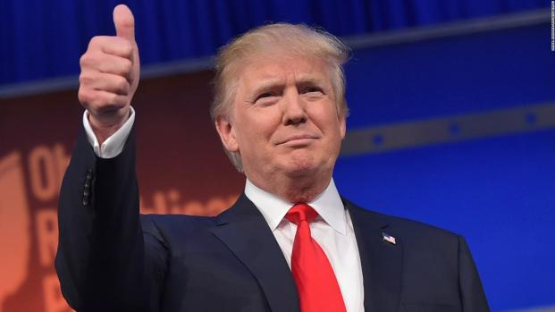 Vídeo: Trump segue ignorando os negros americanos