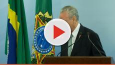 Temer revela que sempre sonhou em distribuir dinheiro igual Silvio Santos