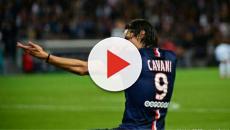 Mercato - PSG : Edinson Cavani dans le viseur de ce club Italien !
