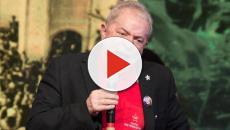 Lula vê beijo gay em ato do PT; 'Se acostume, na cela tem Tonhão', seguidor diz.