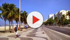 Vídeo: doente mental atropela quinze e mata um bebê em Copacabana