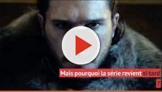 Game of Thrones : Pourquoi la dernière saison ne débarque qu'en 2019 ?