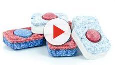 Scoppia una nuova mania: mangiare capsule di detersivo