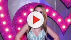 Vídeo: Larissa Manoel mostra demais na praia