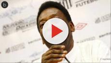 Assista: Pelé, o rei do futebol, é levado às pressas para o hospital