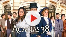 Una Vita Canale 5 VIDEO: Maria Luisa e Victor si sposano
