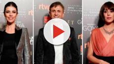 Nominados al Goya se quitaron la ropa