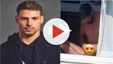 Vídeo: Vizinho de Cauã Reymond pode ter envolvimento com foto do ator sem roupa