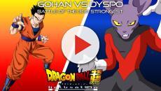 Dragon Ball Super: el destino brutal de Gohan en el torneo contra Dyspo y Toppo