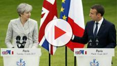 Qu'a ramené Emmanuel Macron de sa visite à Theresa May ?