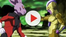 'Dragon Ball Super': forma de oro de Frieza contra Dyspo