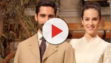 Una Vita, trame spagnole: le nozze di Maria Luisa e Victor