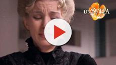 Una Vita Canale 5 anticipazioni dal 22 al 26 gennaio: Cayetana suicida?