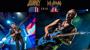 Journey and Def Leppard confirm joint 58-city tour in 2018