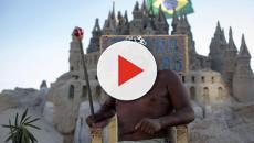 Il «re» che vive nel suo castello (di sabbia): «Mi sono ispirato a Gaudì»