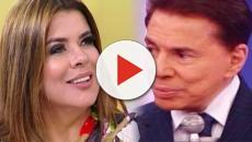 Vídeo Silvio Santos e Mara armam barraco no SBT