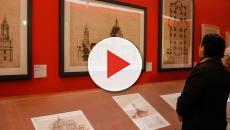 Inauguran exposición en Fuendetodos