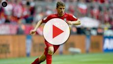 Thomas Müller en la órbita del Real Madrid