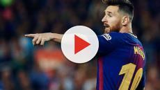 Vídeo: Messi aconseja a un compañero en el Barça que se marche