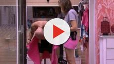 Vídeo: 'Minha nossa': Participante do 'BBB 18' choca com cena de nudez