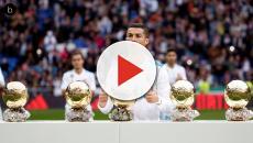 Reunión entre Florentino Pérez y Cristiano Ronaldo