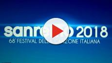 Video: Sanremo 2018: scintille tra Michelle Hunziker e Pierfrancesco Favino?