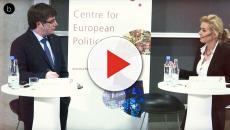 Las preguntas que incomodaron a Puigdemont
