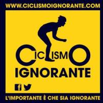 Ciclismo  Ignorante