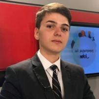 Editorialist Olteanu Cosmin