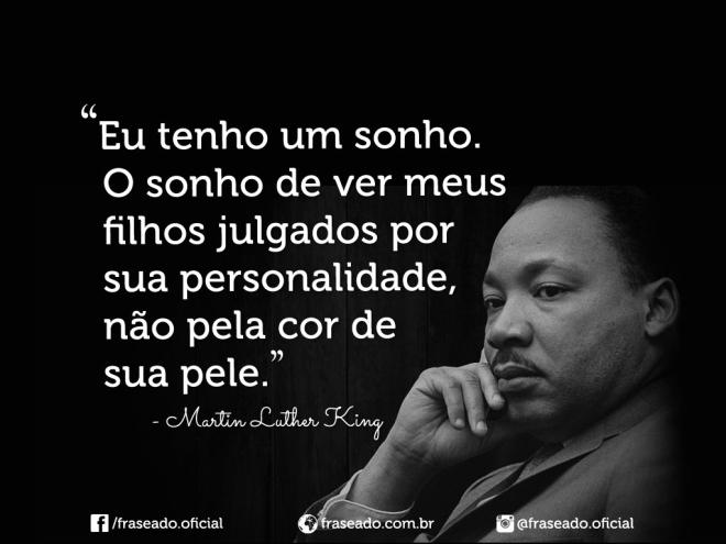 5 Frases Históricas De Martin Luther King