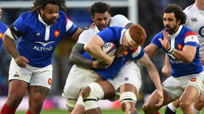 Rugby Informations Avant France cosse