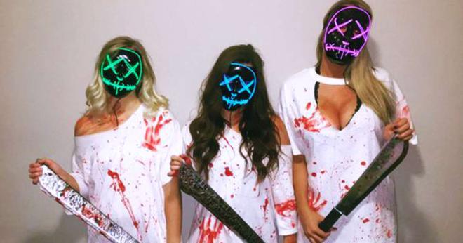 5 disfraces originales en grupo para Halloween - 4