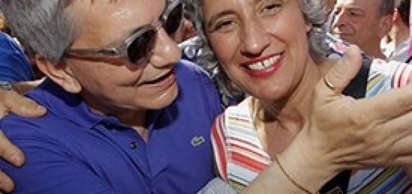 Anna Paola Concia e Nichi Vendola sul caso Barilla