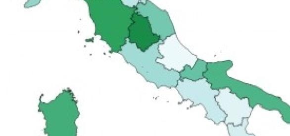 Media intenzioni di voto al 21 novembre 2013