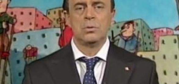 Maurizio Crozza a Ballarò il 26 novembre