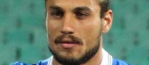 Pablo Daniel Osvaldo con la maglia della Nazionale