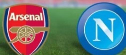 Champion League: Napoli Arsenal