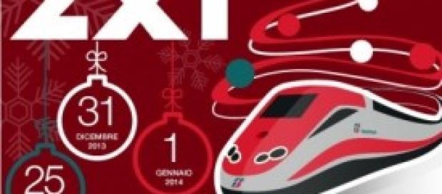 L'offerta 2x1 di Trenitalia e le foto di Rossi