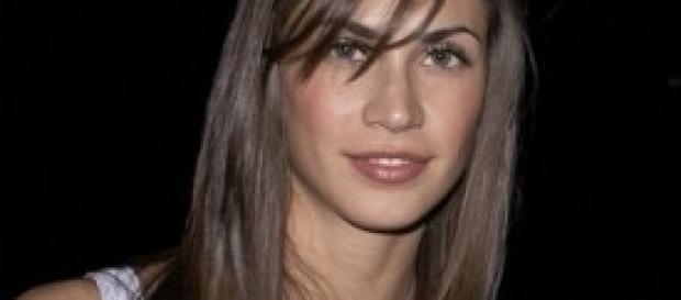 Melissa Satta incinta e bellissima