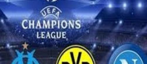 Logo del girone di Champions League