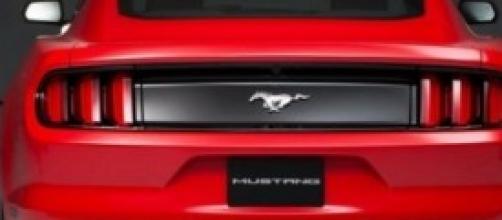La Ford Mustang arriva in Europa nel 2015