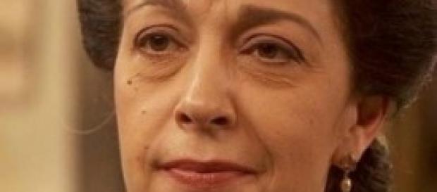 María Bouzas: Donna Francisca de 'Il Segreto'