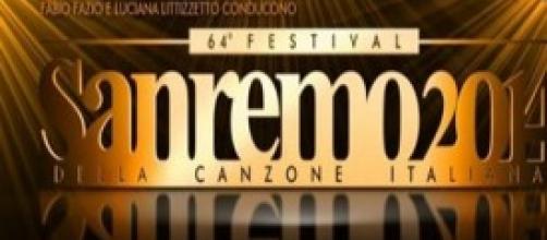 Il logo del Festival di Sanremo 2014