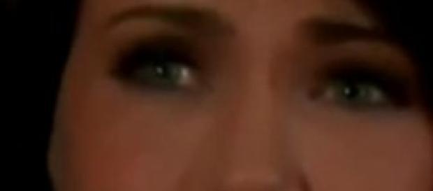 Steffy, protagonista della soap opera Beautiful