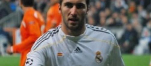 Gonzalo Higuain migliore in campo ieri