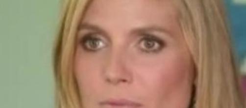 Heidi Klum e la mania del Belfie