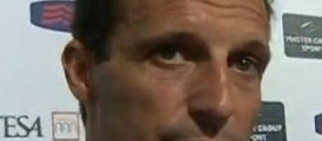 Massimiliano Allegri, tecnico del Milan