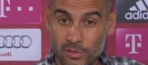 Pep Guardiola tecnico del Bayern