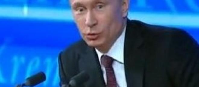 Vladimir Putin è presidente della Russia dal 2012, in precedenza era stato primo ministro