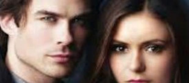 The Vampire Diaries 5: Elena e Damon si lasciano?